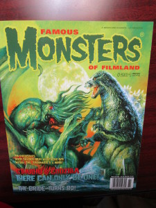 Famous Monsters Magazine 004